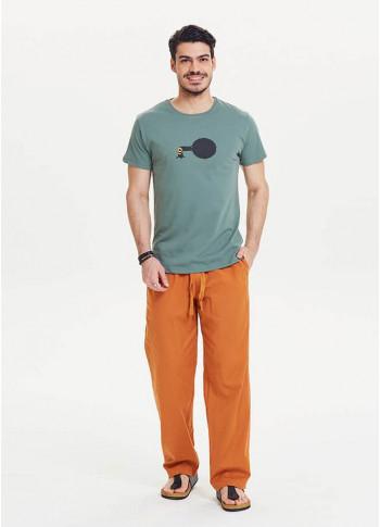 Erkek Tişört - Te02yesil