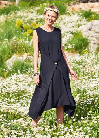 Yazlık Elbise - E83siyah