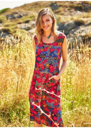 Çiçekli Elbise - E83romadesen