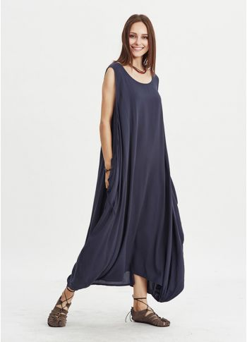 Büyük Beden Elbise - E48antresit