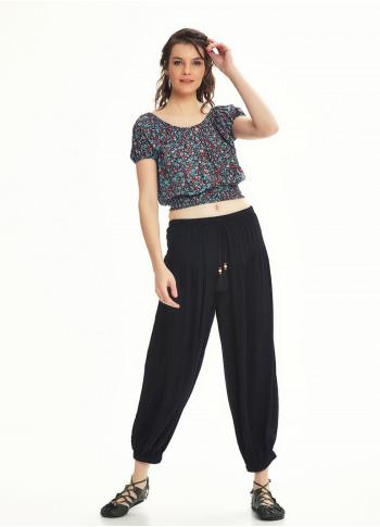 Şalvar Siyah Pantolon